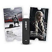 Now TV HD Digital Media Smart Stick with HD and Voice Search and a Sky Entertainment 2 Month Pass
