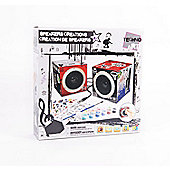 Techno Art Speaker Creation Boys - Arts and Crafts