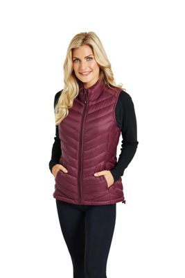 Zakti Light As A Feather Down Padded Gilet ( Size: 4 )