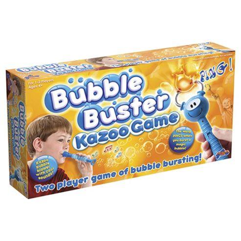 Bubble Buster Kazoo Game