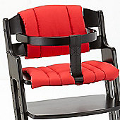 Baby Dan Danchair High Chair Comfort Cushion - Red
