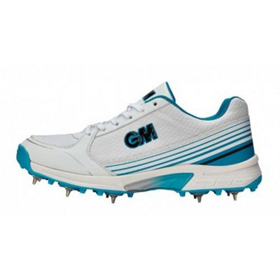 Gunn & Moore Maestro Mens Adult Multi Function Cricket Spikes Shoe - UK 7