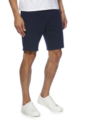 F&F Drawstring Jersey Shorts Navy XL
