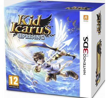 Kid Icarus Uprising 3D