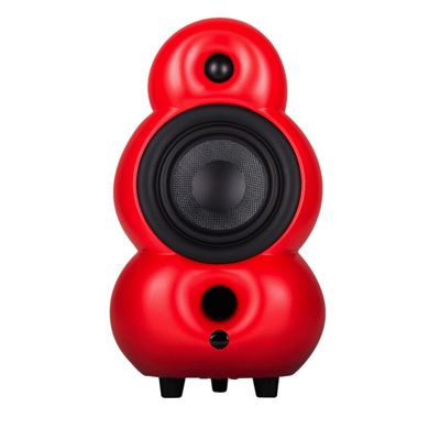 Podspeakers Minipod MK4 Speaker (Single) Matte Red