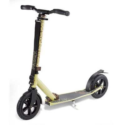 Frenzy 205mm Pneumatic Scooter - Cream