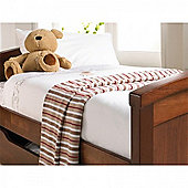 Izziwotnot Vincent Knitted Cot Bed Blanket