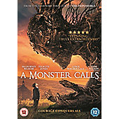 A Monster Calls DVD