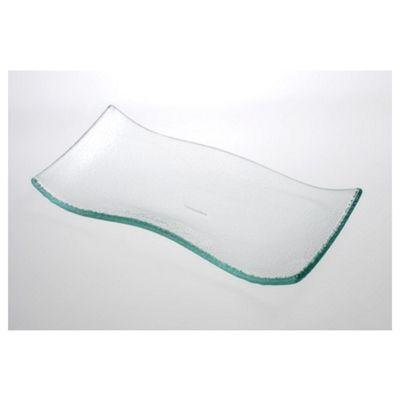 Villeroy & Boch Cera Glass Gourmet Rectangular Plate - 10.5 cm