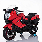 BMW Style Kids Motorcycle 12V Style Ride On Red
