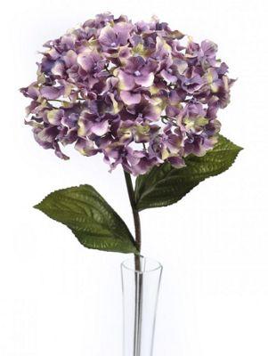 Artificial - Premier Hydrangea - Purple