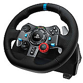 Logitech G29 Wheel and Pedals for PC, PlayStation 3 and 4