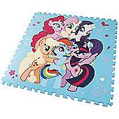 My Little Pony 9 Piece Giant Foam Puzzle