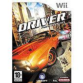 Driver - Parallel Lines - NintendoWii