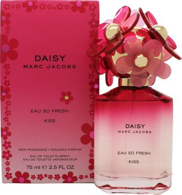 Marc Jacobs Daisy Eau So Fresh Kiss Eau de Toilette (EDT) 75ml Spray For Women