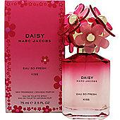 Marc Jacobs Daisy Eau So Fresh Kiss Eau de Toilette (EDT) 75ml Spray For Women