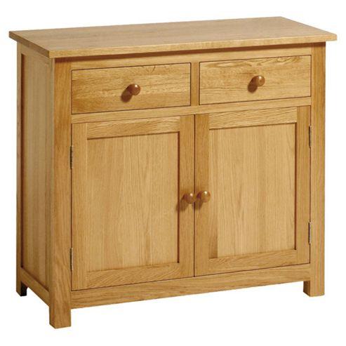 Kelburn Furniture Washington Oak 2 Drawer Sideboard