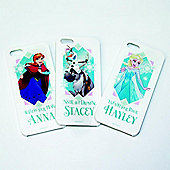 Frozen Personalised iPhone 5/5s Cover