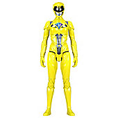 Power Rangers Movie Yellow Ranger 30cm Action Figure
