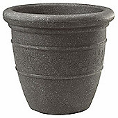 Stewart Garden Sylvan Bell Pot - 48cm - Granite (5022139)