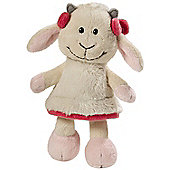 NICI Gretel Girl Goat Soft Toy 15cm - Toys/Games