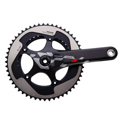 Sram Red 2012 Crank Set Exogram Bb30 172.5 50-34 Bearings Not Included