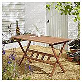Kingsbury Rectangular Folding Garden Dining Table