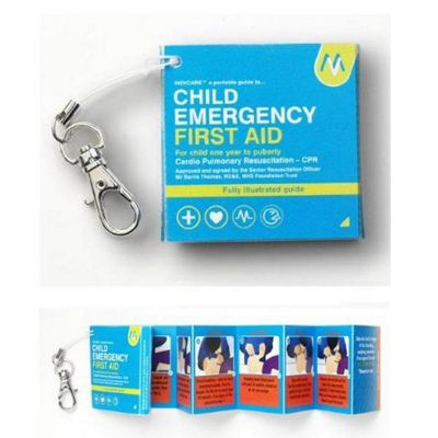 Hippychick Indicare First Aid Guide Child