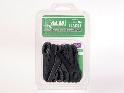 Alm Gp205/Fiq8 Plastic Blades