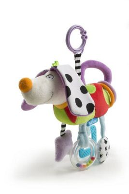 Taf Toys Plush Floppy-ears Dog, Suitable From Birth