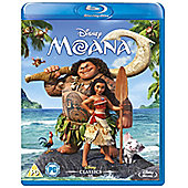 Disney's Moana - Blu-ray