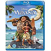 Disney's Moana - Blu-ray