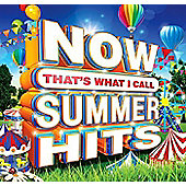 NOW That's What I Call Summer Hits 3CD