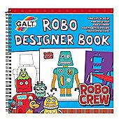 Galt Robo Designer Book