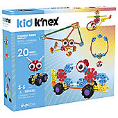 KID KNEX Zoomin 20 vehicles Bright pieces