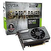 EVGA Nvidia GeForce GTX 1060 SuperClocked 3GB GDDR5 Graphics Card