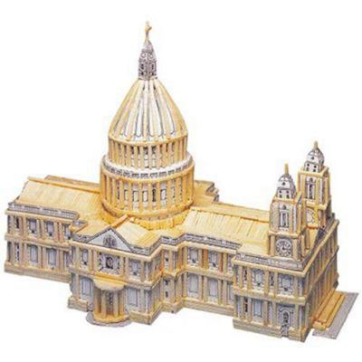 Match kit St Pauls Cathedral
