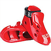 Blitz - Double Padded Dipped Foam Foot - Red