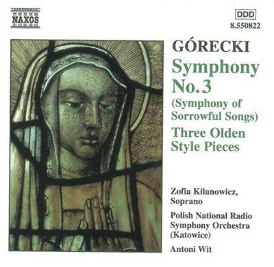 Gorecki/Symphony No.3