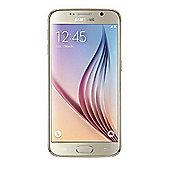 Samsung Galaxy S6 UK SIM-Free Android Smartphone - Gold