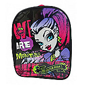 Character Monster High 'We are Monsters' Backpack