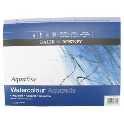 Aquafine W/C Block 24X32cm