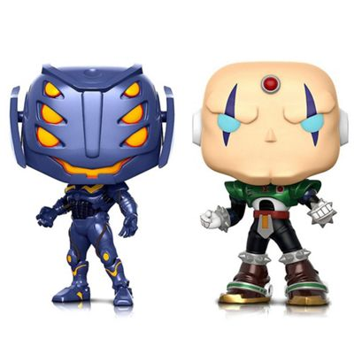 Pop! Games Vinyl Marvel 2 Pack Ultron Vs Sigma