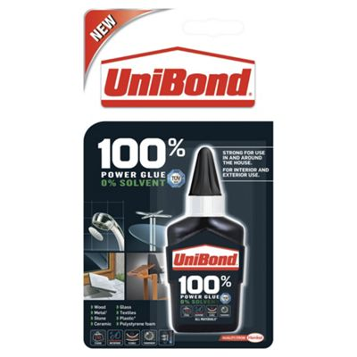 UniBond 100% Power Glue 50ml