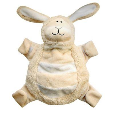 Sleepytot LAMB Baby Comforter (Small, Cream)
