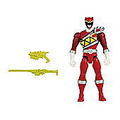 Power Rangers Dino Supercharge 12CM (Red Ranger Action Hero) #43201