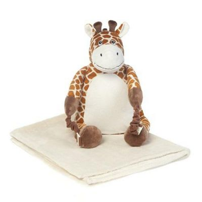 Bobo Buddies Blanket Backpack, Raffy the Giraffe