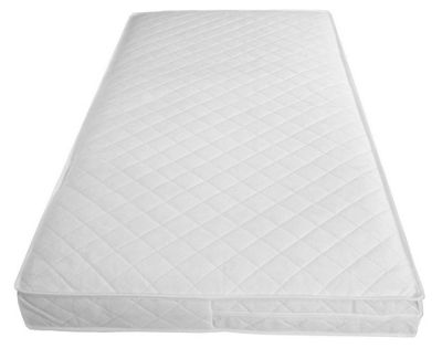 Poppy's Playground Cot Mattress - 120Cm X 60Cm X 10Cm Binded Sprung Mattress