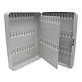 Sterling Grey Key Cabinet - 110 keys
