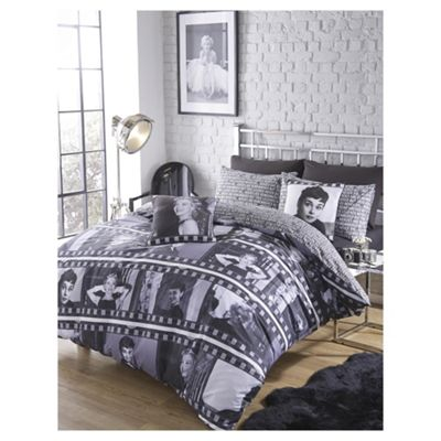 Photographica Movie Legends Single Duvet Set